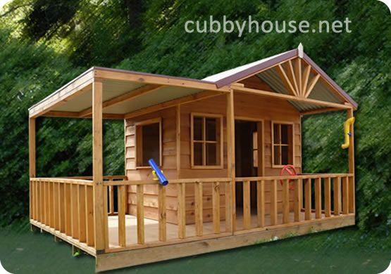 Lizard Lodge cubby house, australian-made, kids cubby houses, cubby houses for sale, cubby houses