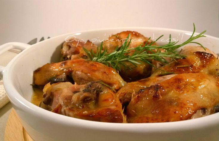 Pollo al forno al limone, ricetta gustosa. http://blog.giallozafferano.it/oya/pollo-al-forno-al-limone-ricetta-gustosa/