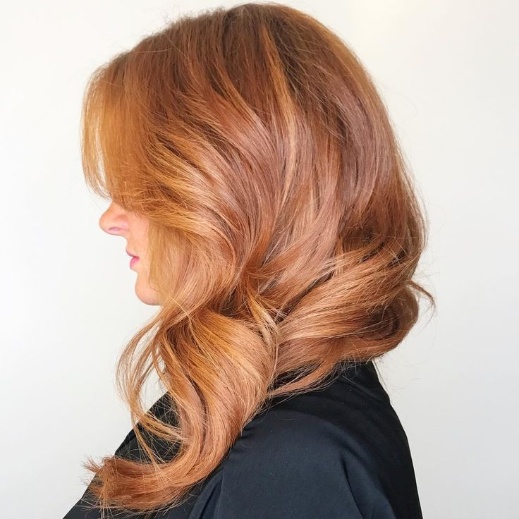 Trends 2018 - Red Hair Color : Pretty copper red Aveda hair color with a subtle balayage by Aveda Artist Jen Ne... #Red https://inwomens.com/2018/02/03/trends-2018-red-hair-color-pretty-copper-red-aveda-hair-color-with-a-subtle-balayage-by-aveda-artist-jen-ne/