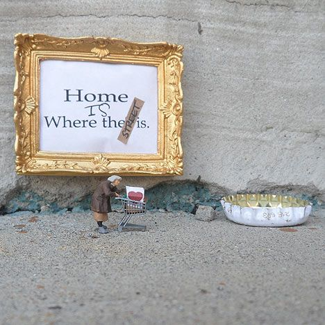 Home is where?