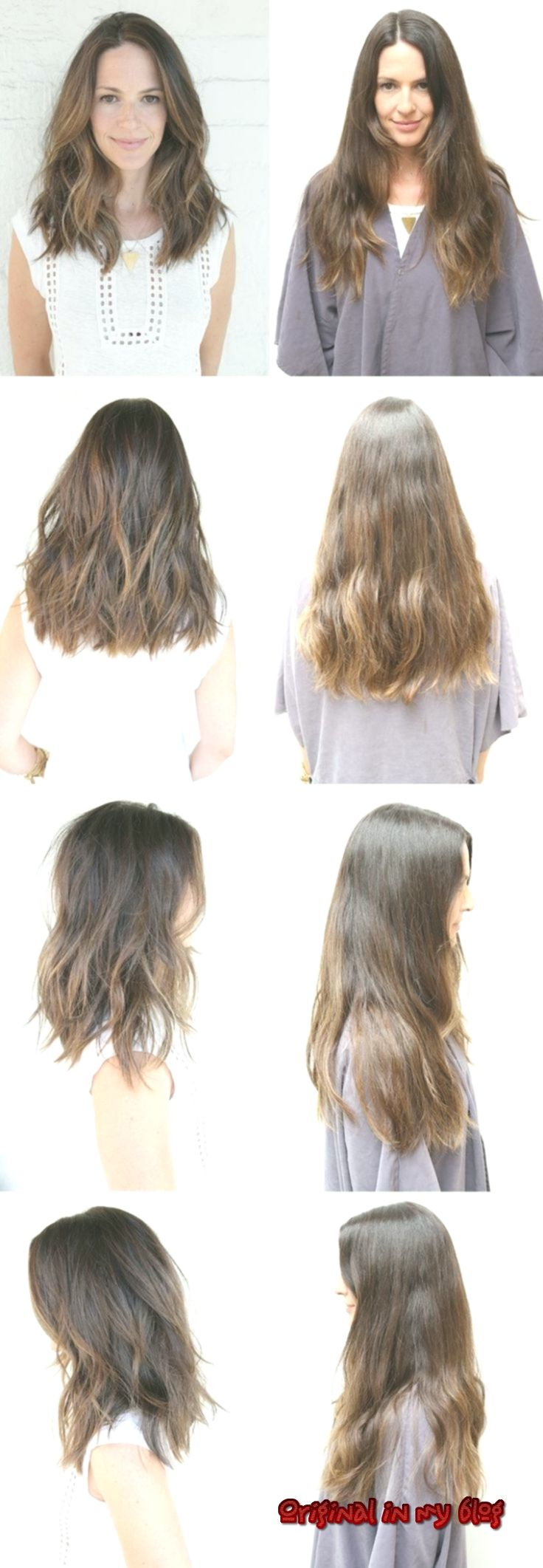 Bob hairstyles 2019 – hairstyles for long hair – 30 ideas for great step cuts #stufig # medium … #bobhairstyles