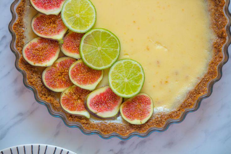 Fügés citromos pite