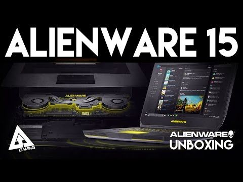 Alienware 15 2016 Gaming Laptop Unboxing and Preview -  Best sound on Amazon: http://www.amazon.com/dp/B015MQEF2K - http://gadgets.tronnixx.com/uncategorized/alienware-15-2016-gaming-laptop-unboxing-and-preview/