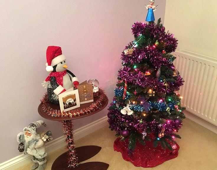 Blogmas | Christmas trees & decorations