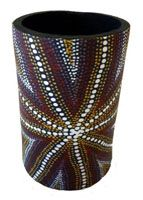 Utopia Can Cooler Bush Medicine Patsy Long Code:  COOL-UC/QK-BM    Price:  $9.00 or 3 for $25.00
