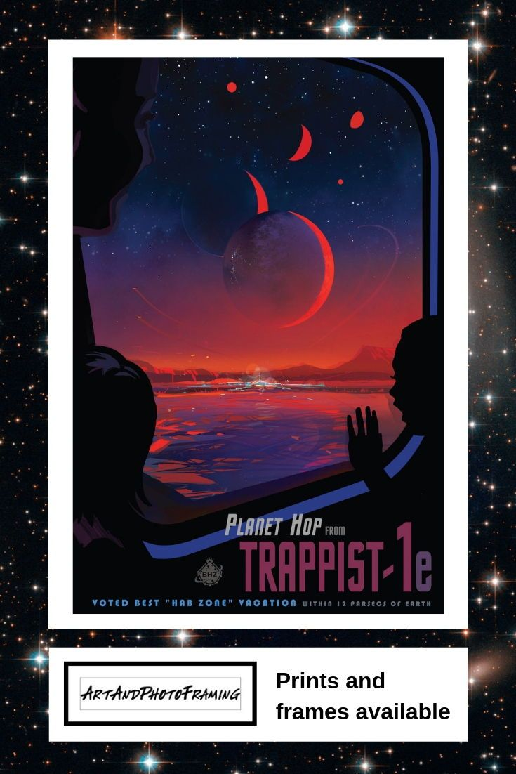 Nasa Jpl Space Art Poster Set Space Travel Geek Gift Outer Etsy Space Travel Posters Nasa Travel Posters Jpl Travel Posters