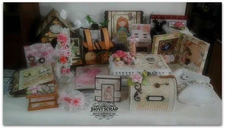 Proyectos shabby chic