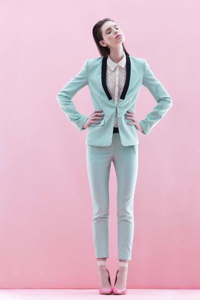 17 Best ideas about Ladies Suits on Pinterest | Women's suits ...