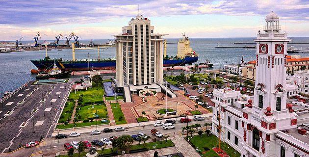 Puerto De Veracruz Mexico | Fin de semana en el puerto de Veracruz | México Desconocido