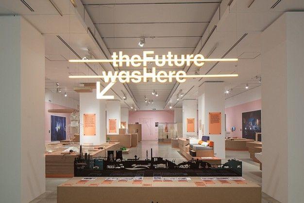 "THE FUTURE IS HERE na FUTU.PL W londyńskim muzeum designu trwa wystawa ""The Future is here: a new industrial revolution""."
