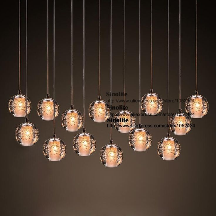1450.00$  Buy here - http://ai5vj.worlditems.win/all/product.php?id=32805807589 - 36 Lights Crystal Include G4 Led Bulbs Crystal Ball Lamp Stair Room Lamp Dinning Room Loft Light luminia