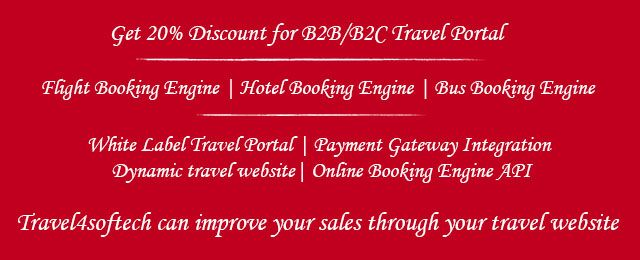 Travel4softech, Design and Develop an effective Travel Booking