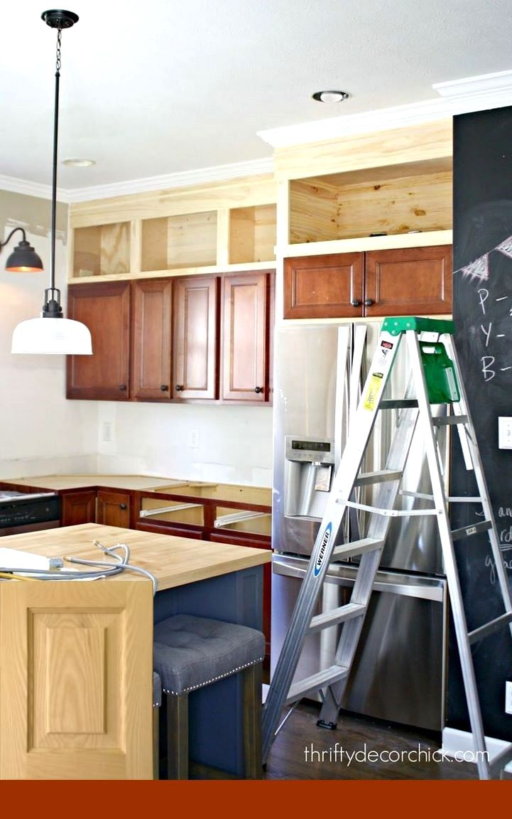 Split Level Kitchen Wall Removal Before And After Smallkitchenremodeling Kitchenlayouts Shabby Chic Kitchen Cabinets Kitchen Design Diy Diy Kitchen