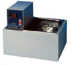 SGM family includes water thermostats with circulatory pump, and were planned for laboratory use (operating between +20 °C and +45 °C). http://www.lab360.co.in/circulatory-water-bath.htm