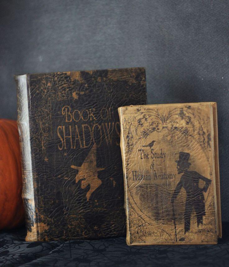 spell books creepy halloween - photo #15