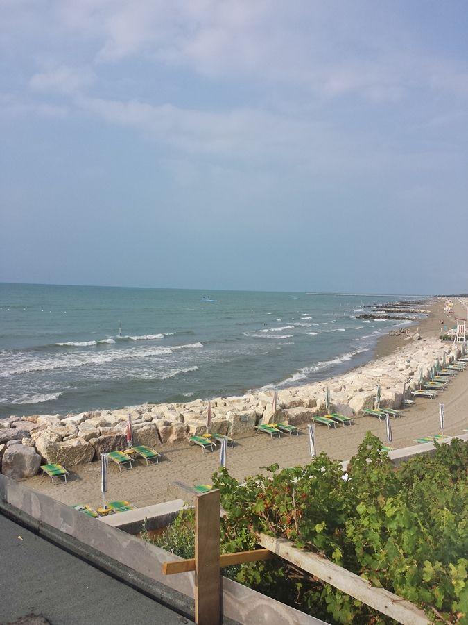 Aussicht von Hotel Negretto