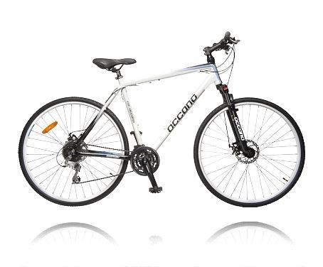 Sportcykel, Occano - http://www.stadium.se/sport/cykel/cyklar/131183/occano-u310-28-tum-hybrid