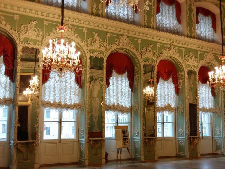 Танцевальная зала, Строгановский дворец