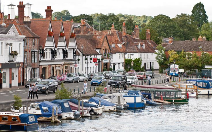 The History and Architecture of Henley-on-Thames