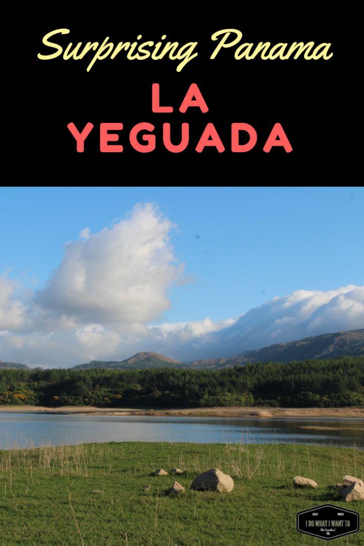 Moving around Panama and discovering surprising places like this (La Yeguada) makes any trip worth it!  Recorrer Panamá y descubrir lugares sorprendentes como este (La Yeguada) hace que valga la pena cualquier viaje