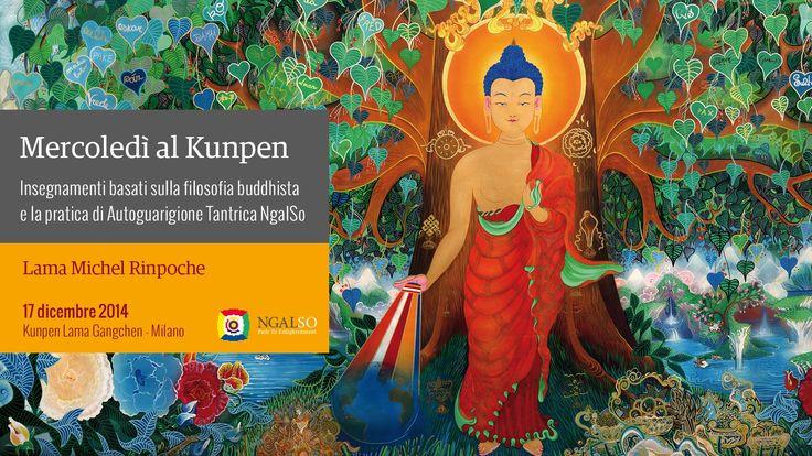 La vita si svolge nel presente, insegnamenti di buddhismo tibetano di La...