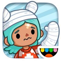 Toca Life: Hospital - App - AppStore