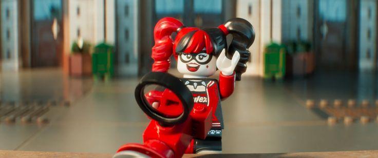 Jenny Slate in The LEGO Batman Movie (2017)