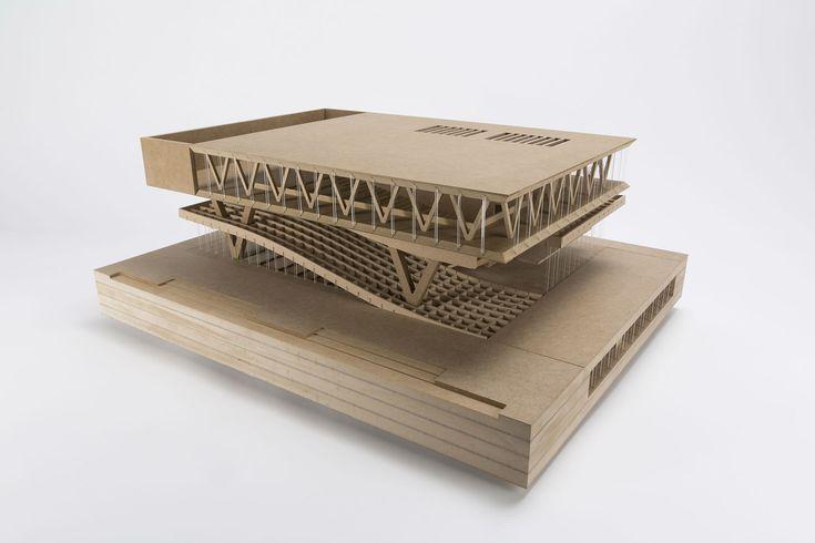 Arch2O-Friedrichshafen New Cultural Center | Peter Grandits & Stefan Mandl