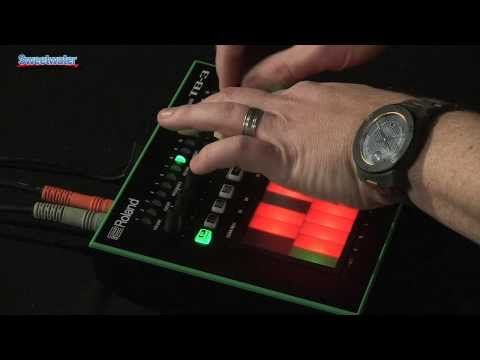 Learn everything you need to know about the TB-3 and Roland's AIRA series right here: http://www.sweetwater.com/store/manufacturer/Roland/Aira/ Brandon Ryan ...