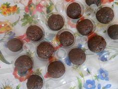 Receta de bolitas energéticas con arándanos, semillas de cáñamo y chocolate negro | La Cocina Alternativa