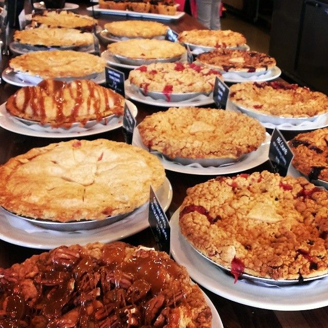 Grand Traverse Pie Company in Traverse City, MI