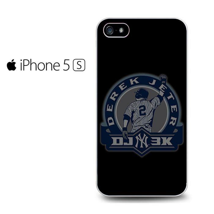 Derek Jeter New York Yankees Iphone 5 Iphone 5S Iphone SE Case