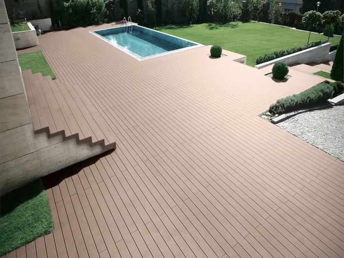 25 best ideas about composite decking prices on pinterest for Fiberon decking cost per square foot