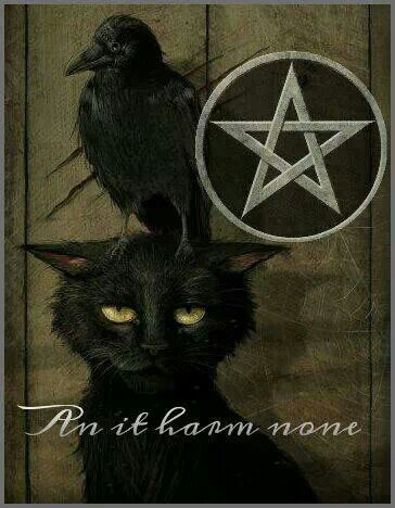 Pagan wiccan wicca paganism