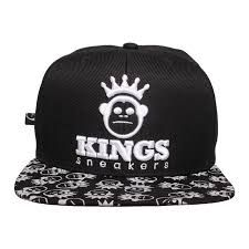 Resultado de imagem para kings bonés