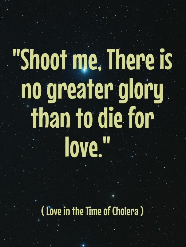 7 Best Quotes from Love in the Time of Cholera