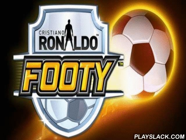 Cristiano Ronaldo Footy  Android Game - playslack.com , an official football game from Ronaldo team. modify your team, move out different trickeries and become the champion!