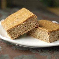 High-Fiber, High-Protein Breakfast Bars - Allrecipes.com