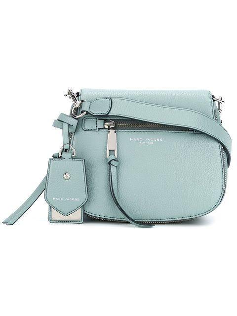 Marc Jacobs Bolsa satchel de couro pequena 'Nomad'