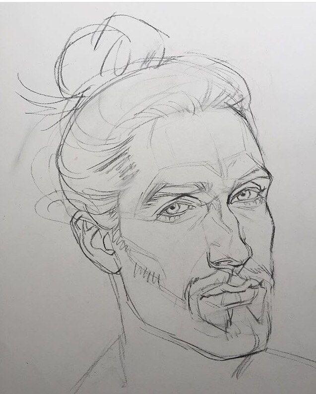 D Line Drawings Ikea : Новости голова pinterest 스케치 및 인체