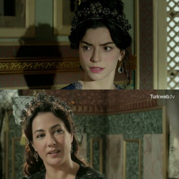 Magnificent Heritage- Black tiara