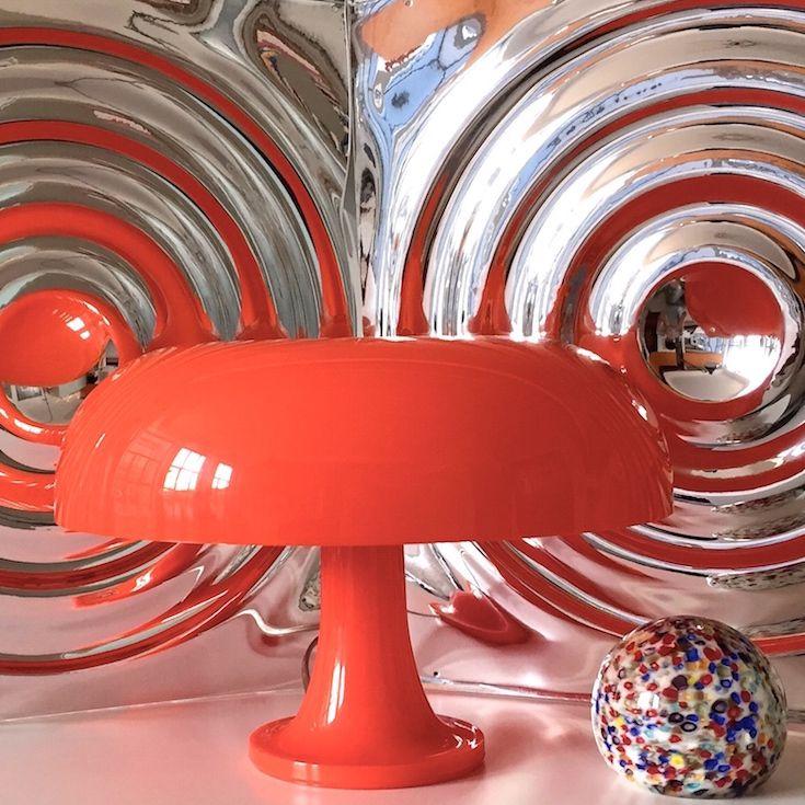 Nesso di Artemide. Bella dal 1967    #artemide #nesso #designstreetblog #design
