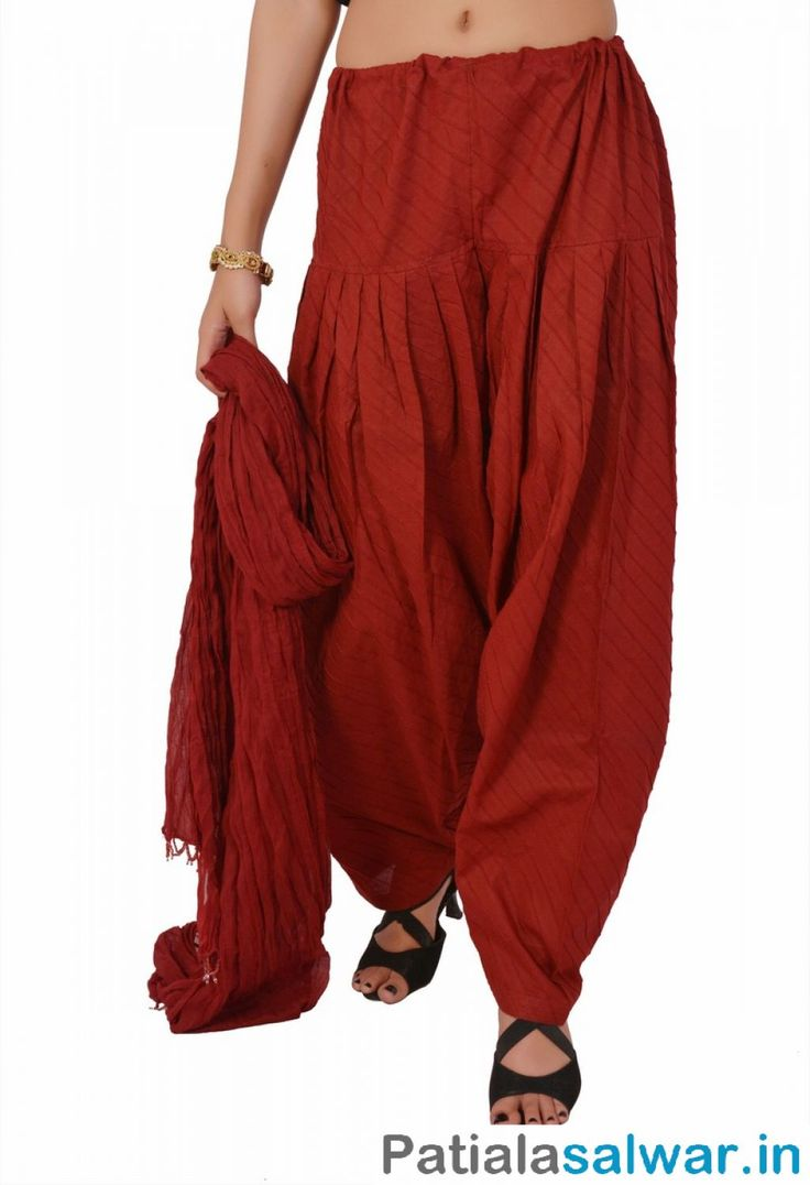 Buy huge variety of Solid Bottom and Dupatta Set for Women at great prices available on patialasalwar.in in India. This Patiala and Salwar are will keep you comfortable to college Girls.