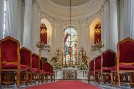 Kaplica - Pałac Zamoyskich w Kozłówce