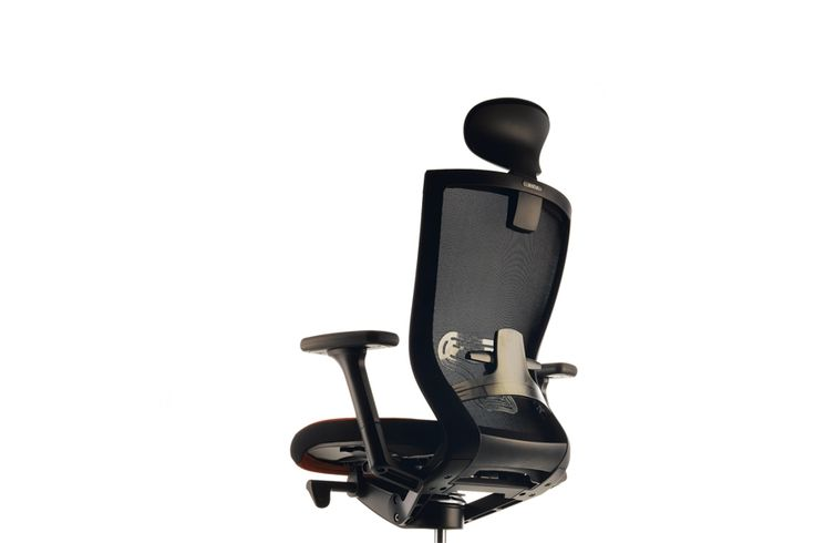 """T50, The best ergonomics in chair means you are not aware of being seated while on the chair. Chair features making this possible with highly sophisticated adjustability and functionalities should free you of what disrupts your full immersion in the life. Having all of these features along with easy handlings, T50 series' high performances promise """"the freedom your whole body enjoys"""" at the moment of synchronizing yourself with the chair."""