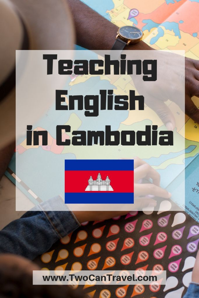 How To Find A Job Teaching In Cambodia