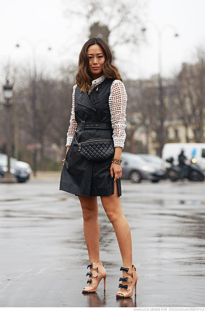 Aimee Song Stockholm Streetstyle Fashion Pinterest
