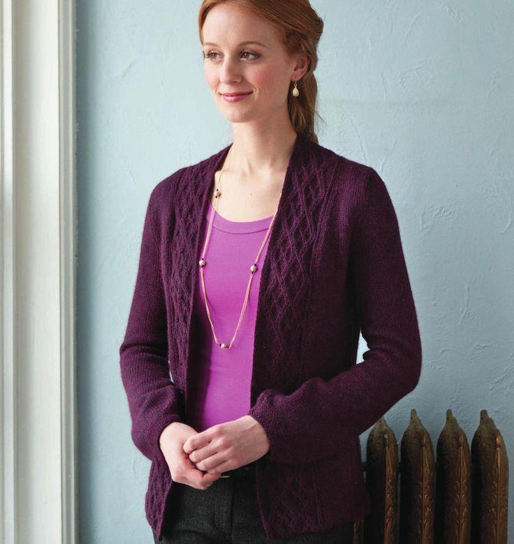 紫外套 - 编织幸福 - 编织幸福的博客