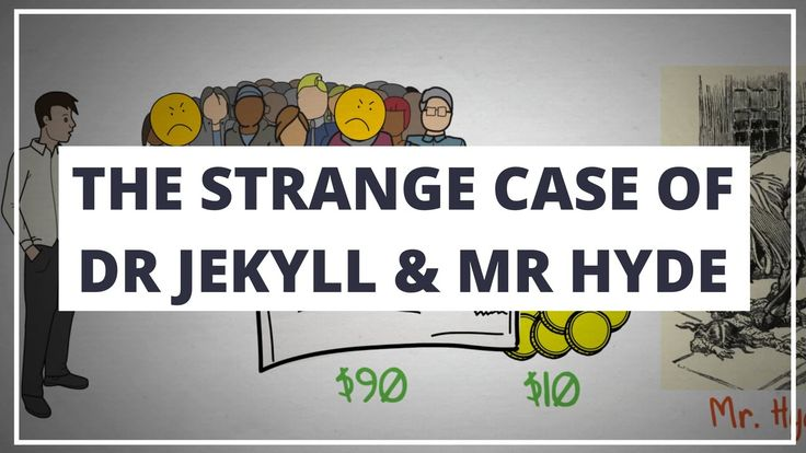full animated book summary of dr jekyll and mr hyde