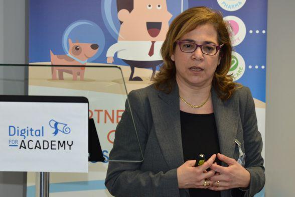 Tommasina Iorno, Consigliere di Uniamo presso Digital for Academy. #malattierare #D4Amalattierare #D4A #farmaci